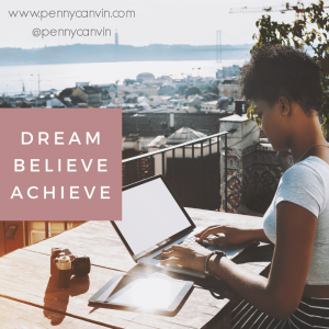 image of evaluate your life dream believe achieve